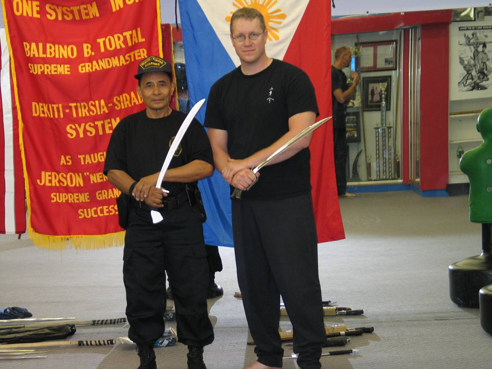 "Filipino Martial Arts Seminar  ""Tuhon Nene"""